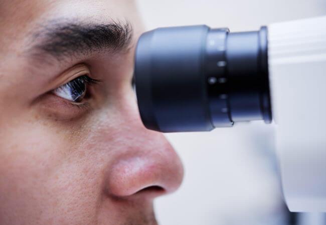 Диагностическое обследование вашего зрения