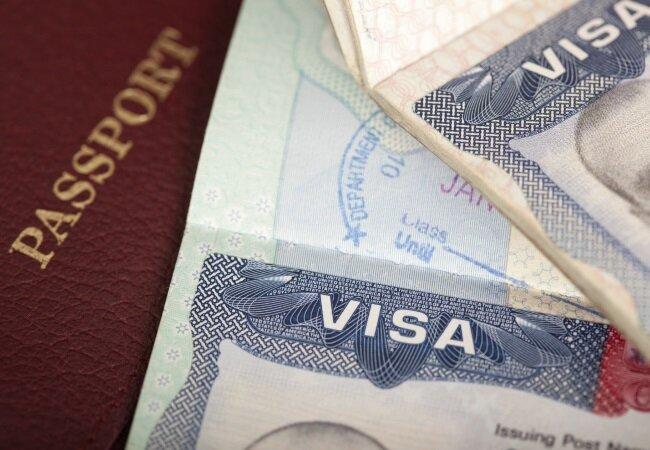 Необходимые документы на визу в США
