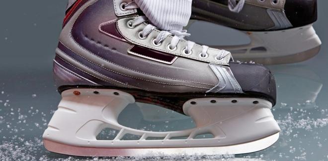 Купить коньки для хоккея — какие?